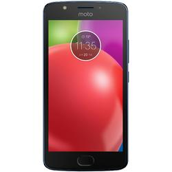 Moto E4, Dual SIM, 5.0'' IPS LCD Multitouch, Quad Core 1.3GHz, 2GB RAM, 16GB, 8MP, 4G, Oxford Blue