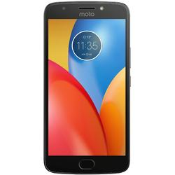Moto E4 Plus, Dual SIM, 5.5'' IPS LCD Multitouch, Quad Core 1.3GHz, 3GB RAM, 16GB, 13MP, 4G, Iron Grey
