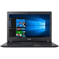 "Aspire A114-31-C2FF, 14"" HD, Celeron N3450 1.1GHz, 4GB DDR3L, 64GB eMMC, Intel HD 500, Windows 10 S, Negru"