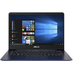 "ZenBook UX430UN-GV072T, 14"" FHD, Core i7-8550U 1.8GHz, 16GB DDR3, 256GB SSD, GeForce MX150 2GB, Windows 10 Home, Albastru"