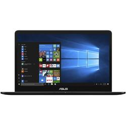 "ZenBook Pro UX550VD-BN047R, 15.6"" FHD, Core i7-7700HQ 2.8GHz, 16GB DDR4, 512GB SSD, GeForce GTX 1050 4GB, Windows 10 Pro, Negru"