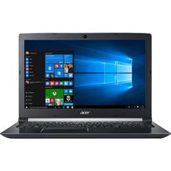 "Aspire A515-51G-80RQ, 15.6"" FHD, Core i7-8550U 1.8GHz, 4GB DDR4, 1TB HDD, GeForce MX150 2GB, Windows 10 Home, Steel Grey"