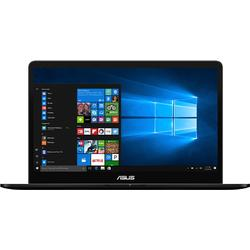 ZenBook Pro UX550VE-BN015T, 15.6'' FHD, Core i7-7700HQ 2.8GHz, 8GB DDR4, 256GB SSD, GeForce GTX 1050 Ti 4GB, Win 10 Home 64bit, Matte Black