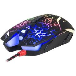 Bloody Neon N50, USB, Optic, 4000dpi, Negru