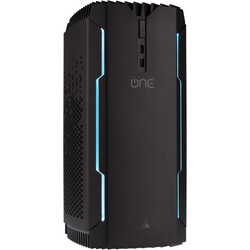 ONE PRO, Core i7-7700K 4.2GHz, 16GB DDR4, 2TB HDD + 480GB SSD, GeForce GTX 1080 8GB, Win 10 Home 64bit, Negru