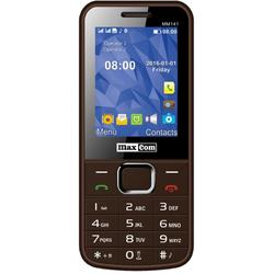 MM141, Dual SIM, 2.4'' QVGA, 0.3MP, 2G, Bluetooth, Maro