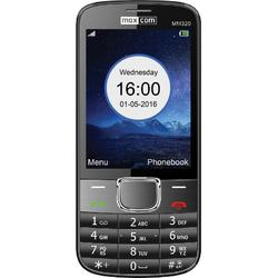 MM320, Single SIM, 3.2'' QVGA, 2MP, 2G, Bluetooth, Gri