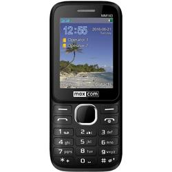 MM143, Dual SIM, 2.4'' QVGA, 2MP, 3G, Bluetooth, Negru