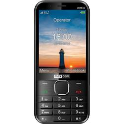 MM330, Single SIM, 3.2'' QVGA, 5MP, 3G, Bluetooth, Negru