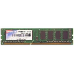 Signature Line, 4GB, DDR3, 1333MHz, CL9, 1.5V
