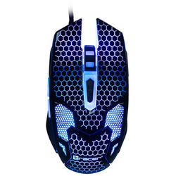 Gamezone Hornet, USB, Optic, 2400dpi, Negru