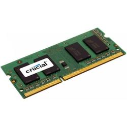 CT51264BF186DJ, 4GB, DDR3, 1866MHz, CL13, 1.35V