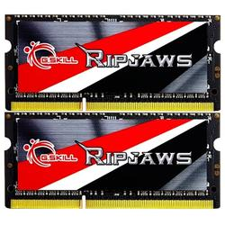 Ripjaws, 16GB, DDR3, 1600MHz, CL9, 1.35V, Kit Dual Channel