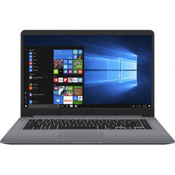 "VivoBook S15 S510UA-BQ623R, 15.6"" FHD, Core i5-8250U 1.6GHz, 4GB DDR4, 500GB HDD, Intel UHD 620, FingerPrint Reader, Win 10 Pro 64bit, Gri"