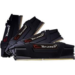 Ripjaws V, 32GB, DDR4, 3000MHz, CL14, 1.35V, Kit Quad Channel