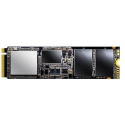 SX6000, 512GB, PCI Express 3.0 x2, M.2 2280
