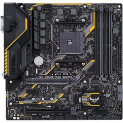 TUF B350M-PLUS GAMING, Socket AM4, mATX