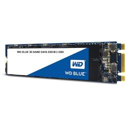Blue 3D NAND, 500GB, SATA 3, M.2 2280