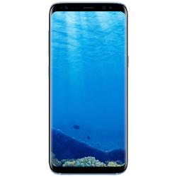 Galaxy S8, Single SIM, 5.8'' Super AMOLED Multitouch, Octa Core 2.3GHz + 1.7GHz, 4GB RAM, 64GB, 12MP, 4G, Coral Blue