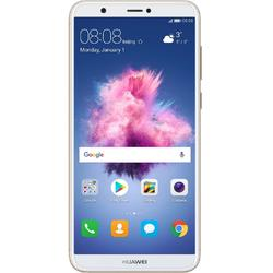 P Smart, Dual SIM, 5.65'' IPS LCD Multitouch, Octa Core 2.36GHz + 1.7GHz, 3GB RAM, 32GB, Dual 13MP + 2MP, 4G, Gold