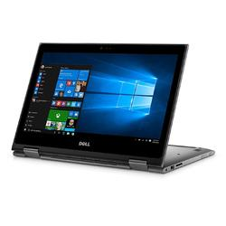 Inspiron 5379, 13.3 FHD Touch, Core i7-8550U 1.8GHz, 16GB DDR4, 512GB SSD, Intel UHD 620, Windows 10 Pro, Gri, 3Yr CIS