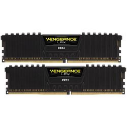 Vengeance LPX Black, 16GB, DDR4, 4600MHz, CL19, 1.5V, Kit Dual Channel