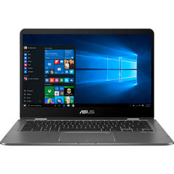 ZenBook Flip 14 UX461UN-E1016T, 14.0'' FHD Touch, Core i7-8550U 1.8GHz, 8GB DDR3, 256GB SSD, GeForce MX150 2GB, Win 10 Home 64bit, Slate Grey