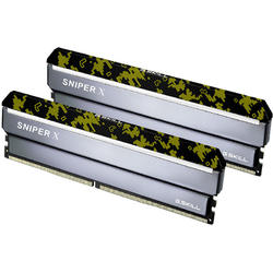 Sniper X Digital Camo, 16GB, DDR4, 3000MHz, CL16, 1.35V, Kit Dual Channel