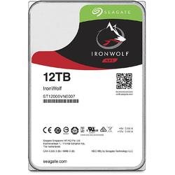 IronWolf 12TB, 7200RPM, 256MB, 3.5 inch