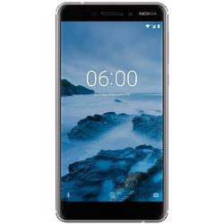 6.1 (2018), Dual SIM, 5.5'' IPS LCD Multitouch, Octa Core 2.2GHz, 3GB RAM, 32GB, 16MP, 4G, White/Iron