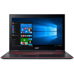 Nitro 5 Spin NP515-51-572D, 15.6'' FHD Touch, Core i5-8250U 1.6GHz, 8GB DDR4, 256GB SSD, GeForce GTX 1050 4GB, FingerPrint Reader, Win 10 Home 64bit, Obsidian Black