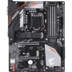 H370 AORUS GAMING 3 WIFI, Socket 1151 v2, ATX