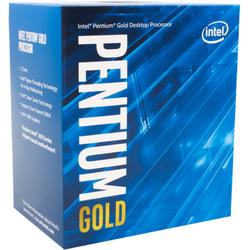 Pentium Gold G5600 Coffee Lake, 3.9GHz, 4MB, 54W, Socket 1151 v2, Box