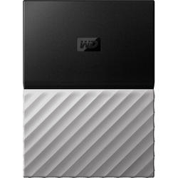 My Passport Ultra, 3TB, USB 3.0, Negru/Gri