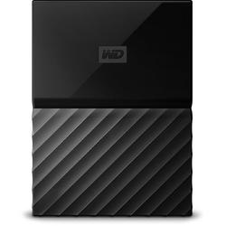 My Passport, 4TB, USB 3.0, Negru