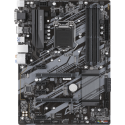 B360 HD3, Socket 1151 v2, ATX