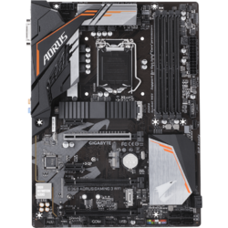 B360 AORUS GAMING 3 WIFI, Socket 1151 v2, ATX