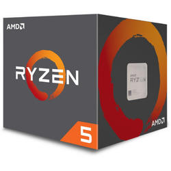 Ryzen 5 2600X Pinnacle Ridge, 3.6GHz, 19MB, 95W, Socket AM4, Box