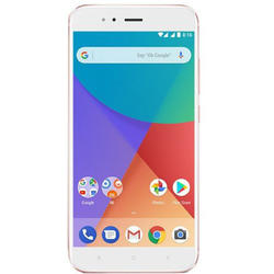 Mi A1, Dual SIM, 5.5'' LTPS IPS LCD Multitouch, Octa Core 2.0GHz, 4GB RAM, 64GB, Dual 12MP + 12MP, 4G, Rose Gold