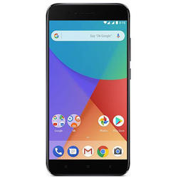 Mi A1, Dual SIM, 5.5'' LTPS IPS LCD Multitouch, Octa Core 2.0GHz, 4GB RAM, 32GB, Dual 12MP + 12MP, 4G, Black