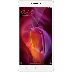 Redmi Note 4, Dual SIM, 5.5'' IPS LCD Multitouch, Octa Core 2.0GHz, 4GB RAM, 64GB, 13MP, 4G, Gold