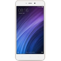 Redmi 4A, Dual SIM, 5.0'' IPS LCD Multitouch, Quad Core 1.4GHz, 2GB RAM, 16GB, 13MP, 4G, Gold