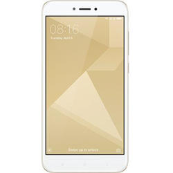 Redmi 4X, Dual SIM, 5.0'' IPS LCD Multitouch, Octa Core 1.4GHz, 3GB RAM, 32GB, 13MP, 4G, Gold