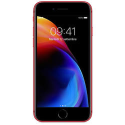 iPhone 8, Single SIM, 4.7'' LED-backlit IPS LCD Multitouch, Hexa Core, 2GB RAM, 64GB, 12MP, 4G, Red