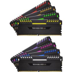 Vengeance RGB LED, 64GB, DDR4, 2933MHz, CL16, 1.35V, Kit x 8