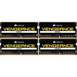 Vengeance, 32GB, DDR4, 3800MHz, CL18, 1.35V, Kit Quad Channel