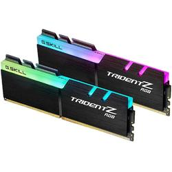 Trident Z RGB (for AMD), 32GB, DDR4, 2933MHz, CL16, 1.35V, Kit Dual Channel
