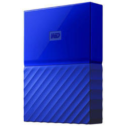 My Passport, 2TB, USB 3.1, Albastru