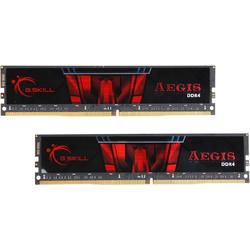 Aegis, 32GB, DDR4, 3000MHz, CL16, 1.35V, Kit Dual Channel