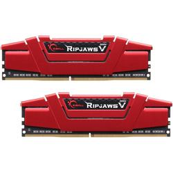 Ripjaws V Red, 32GB, DDR4, 3000MHz, CL16, 1.35V, Kit Dual Channel